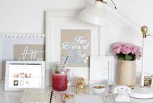 Workspace/Desk inspiration