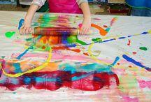 Arts & Crafts for Kids / by Kari Kunkel