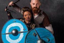 Vikings Cosplay