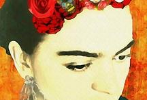 Espíritu de Frida / by Tatjana Mailand