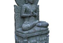 Buddhas Naturstein