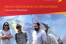 #PerfectDay / ¿Cómo es el día perfecto de tus cantantes preferidos? Atentos, ¡ellos mismos te lo cuentan! / by Iberia Líneas Aéreas