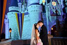 casamentos na Disney