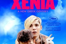 """Xenia - Out Now on DVD / In today's world, is it wise to follow, or even trust the white rabbit?  Join Dany and Ody as they journey across the wonderland of 21st Century Greece in a quest to find their last living family member – the """"unmentionable"""" father who abandoned them 13 years before.  OUT ON DVD AND VOD - APRIL 11"""