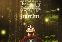 In A Land of Myth and A Time of Magic / Merlin / by Rachel Lykins