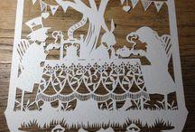 paper art& inspirations