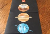 planets/space