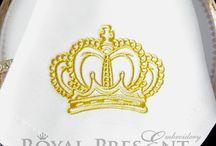 Дизайны машинной вышивки новинки / Дизайны машинной вышивки новинки Royal Present Embroidery