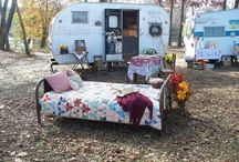 Camp glamping / by Carla Meador