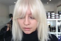 Bangs and fringes