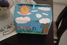 παιδια / Κουτί αποθηκευσης