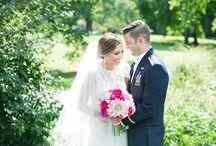 Summer Wedding Inspiration / St. Louis Summer wedding inspiration