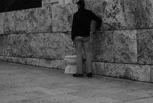 Roma / Sulla strada
