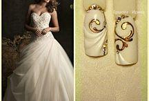 Esküvői körmök