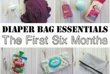 Baby Essentials / All those little essentials for your baby!