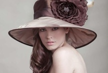 Hat Couture / Polo Matches and Derby Races: Don Your Hat Couture