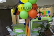 Decor ideas / DIY / Crafts / Decor ideas for parties & homes,  Do It Yourself projects and craft ideas for home, office and self use.