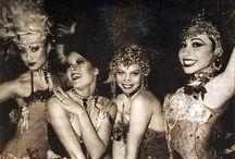 Burlesque Performers - Best of Burlesque! / Burlesque performers. Burlesque Dancers. Strippers. Striptease.