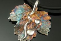 Metal Clay / Gallery of Metal Clay / Fine Silver work from around the net.