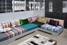 Plywood meubelen