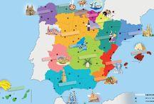 Geografia 4 : Mapas y banderas