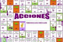 La Clase de Español: Games / Games to practice vocab and grammar.