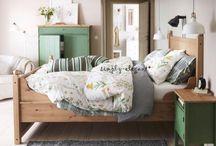 Isa bedroom