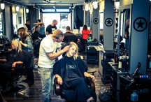 Plan B HQ / What's our deal here at Plan B? Our crew, our shop, and the things that make us unique. #barbershop #hairsalon