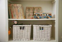Vintage Kids Room or Nursery