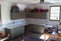 Garage Studio / by Jen Walters VanOort {Onion Grove Mercantile}