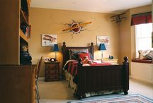 Boy Rooms / by Wendy