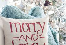 Christmas Home Decor, Crafts & DIY Projects / Inspiration for your Christmas parties, home decor, and DIY crafts.