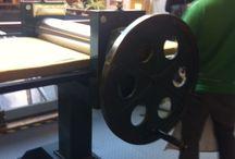 Production Processes / Printing (litho, screen, letterpress, gravure, digital) Print finishing (binding, case, perfect, saddle-stitched, varnishing, foil blocking).