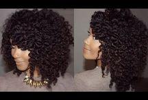 Hair / Corn rows