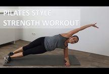 Pilates- Full body