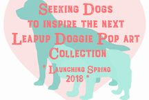 LEAPUP DOG MODEL SEARCH 2018 / Dog model competition entrants - see facebook page @LEAPUP1 for full details on how to enter