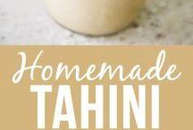 Tahini paste - how to make