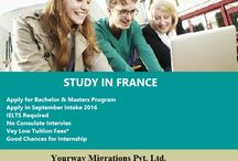 Study in France !!!