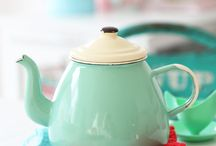 Five o'clock: it's tea time!