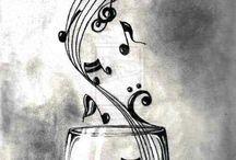 Print - music