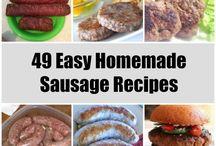 DIY Sausage