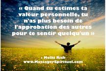 Citations / Spirituel
