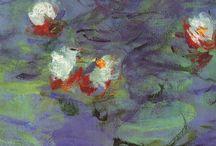 Art Ed - Claude Monet / by Christopher Schneider