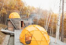 cabines & tents