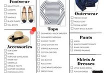 Classic wardrobe / Closet essentials