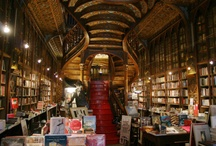 Awesome Bookstores / Find the bookstore of your dreams! Book lovers and reading lovers unite!
