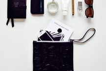 Bag Essentials I ♥
