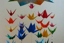 Japanese Origami Art 折り紙の芸術 / 日本文化について、折り紙は伝統的で、素敵な日本の芸術です。(´・ω・`)