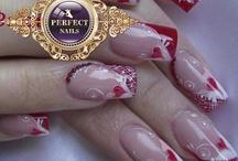 Valentine Gel Nails