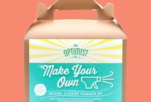 DIY Videos / Learn how to handcraft your now natural cleaning, personal care and home products with The Optimist Co. DIY videos!